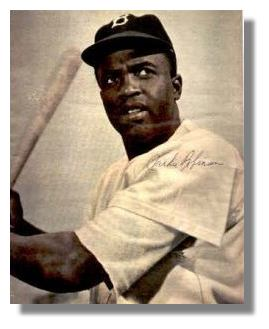 challenges in the life of the baseball player jackie robinson